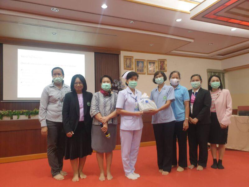 นครปฐม  โรงพยาบาลสามพรานจัดการประชุมเชิงปฏิบัติการตามเกณฑ์การประเมินคุณภาพพยาบาลในโรงพยาบาล