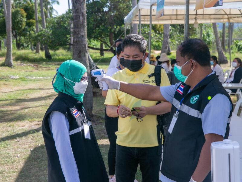 ททท. คุมเข้มเที่ยวปลอดภัย Thailand SHA SHA SHA : The Memory @ Phuket Krabi PhangNga